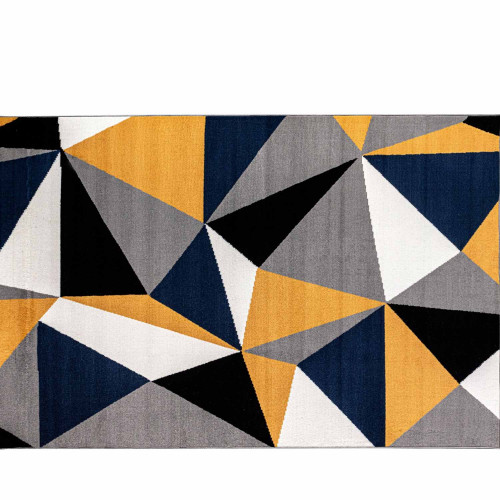 Tapete Servilha Abstract Yellow 150 x 200 cm